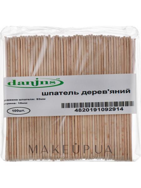 Шпателя деревянные маленькие