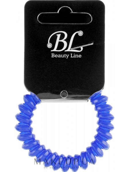 Резинка для волос, 405003, синяя