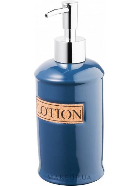 Дозатор для мыла, синий