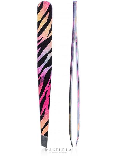 Пинцет для бровей, т351, разноцветный