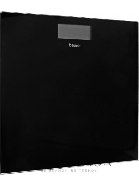 Стеклянные весы gs 10 black