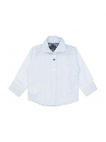 Рубашка с рисунком