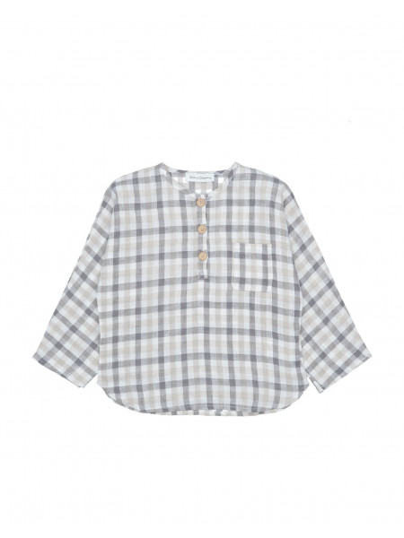 Рубашки и блузки с рисунком