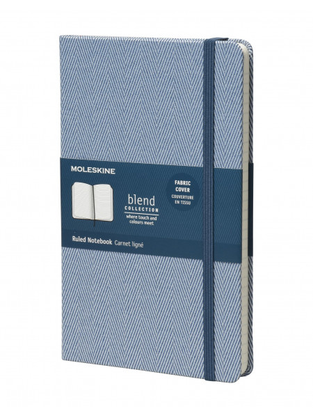 Moleskine limited collection notebook blend collection large ruled