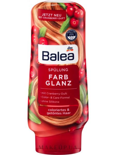 Бальзам-Ополаскиватель для окрашенных волос с ароматом клюквы