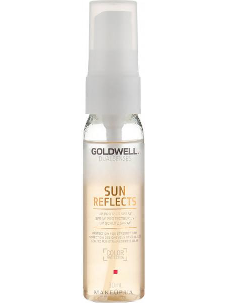 Спрей для защиты волос от солнечных лучей