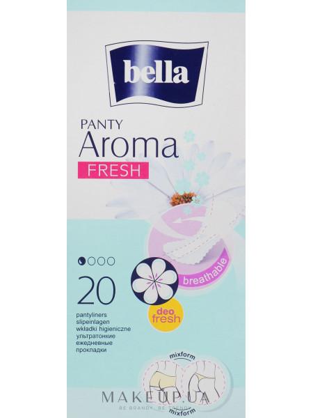 Прокладки panty aroma fresh, 20 шт
