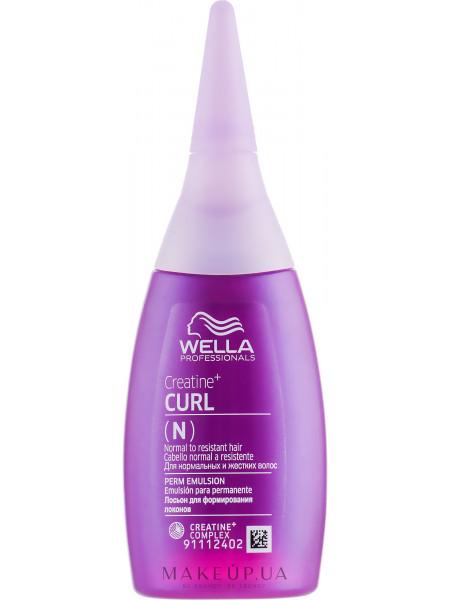 Лосьон для завивки нормальных и жестких волос