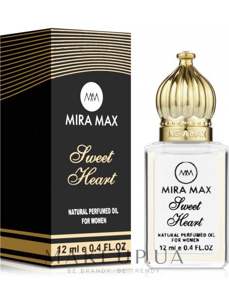 Mira max sweet heart