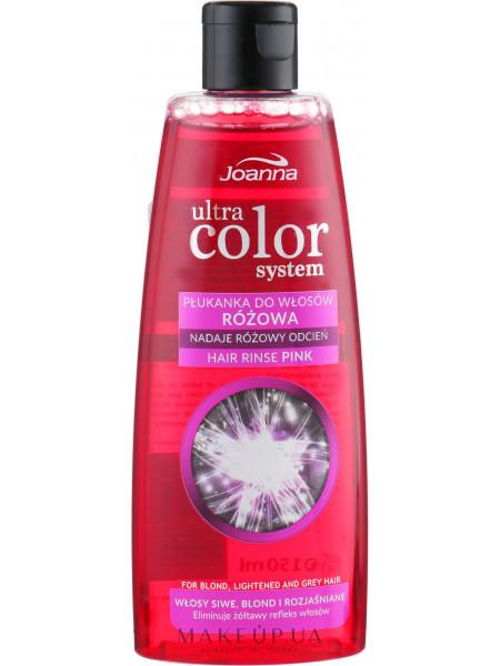 Ополаскиватель для волос подкрашивающий, красный