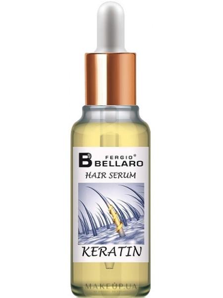 Сыворотка для волос c кератином