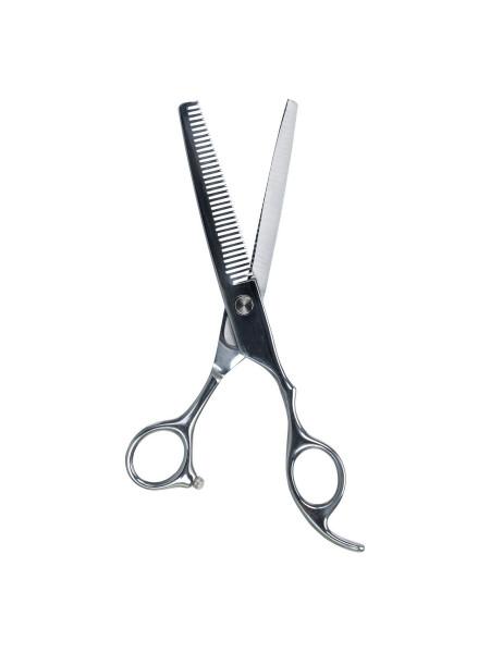 Ножницы Trixie филировочные односторонние 18 см - dgs