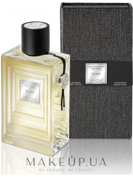 Lalique les compositions parfumees silver