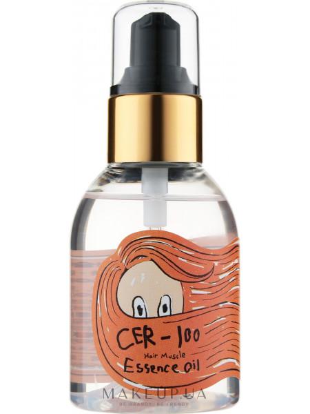 Эссенция на основе масел для укрепления волос