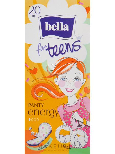 Прокладки teens energy exotic fruits, 20шт