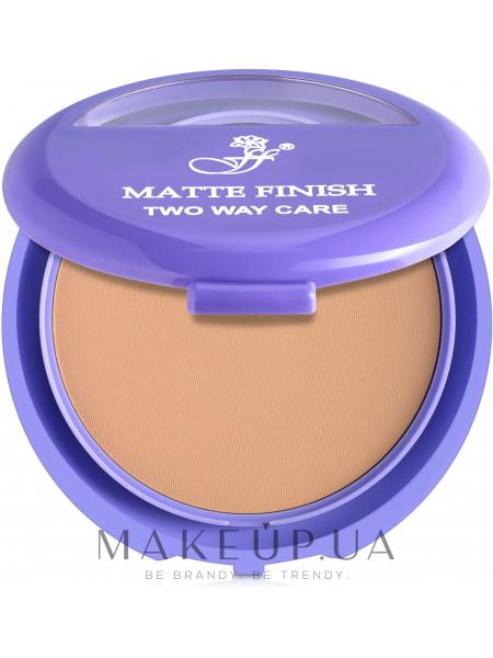Ffleur matte finish powder