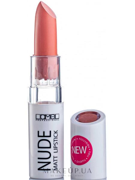 Lamel professional nude matt lipstick *