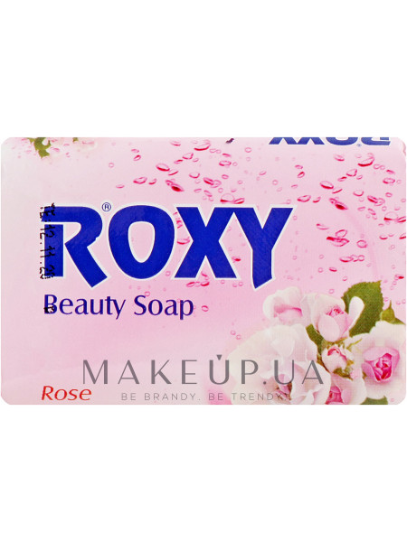 Туалетное мыло «роза»