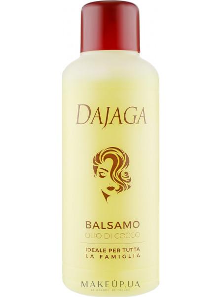 Бальзам для волос с кокосовым маслом