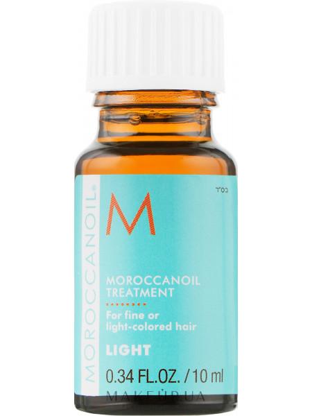 Восстанавливающее масло для тонких и светлоокрашенных волос