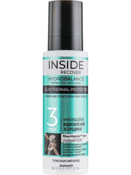 Термозащитный флюид для волос