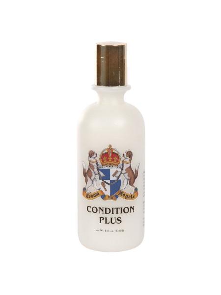 Кондиционер для кошек и собак Crown Royale «Condition Plus» 236 мл (для ухода за шерстью) - cts