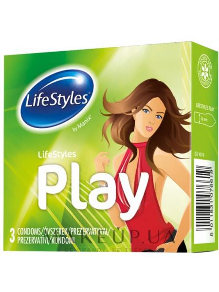 Презервативы, 3 шт