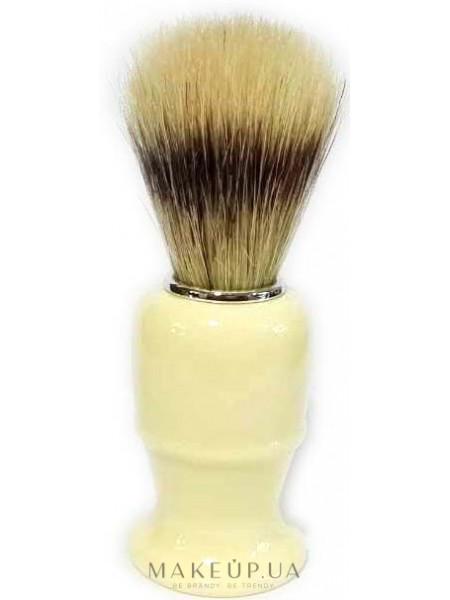 Помазок для бритья с ворсом бурсука, pb-09