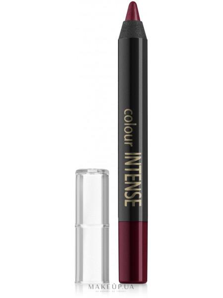 Colour intense stick lips waterproof velvet kiss