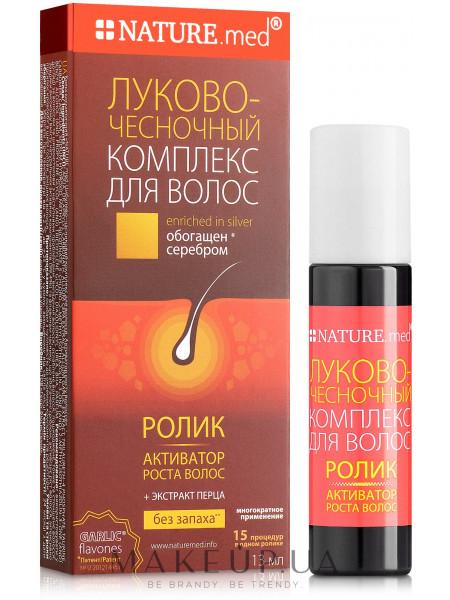 Луково-Чесночный комплекс для волос. активатор роста волос
