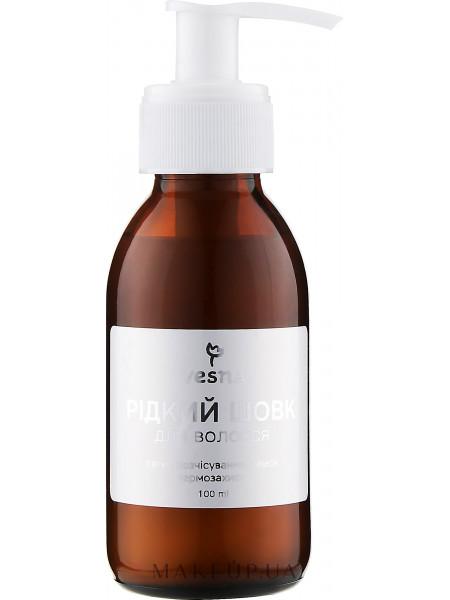 Жидкий шелк для восстановления волос