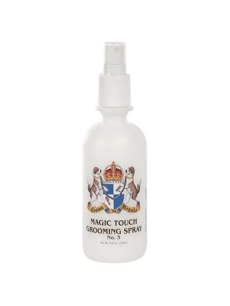 Спрей для расчёсывания Crown Royale «Magic Touch №3» 236 мл (для густой и жесткой шерсти) - cts