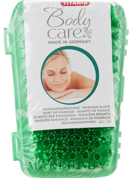 Массажер для тела, антицеллюлитный, зеленый