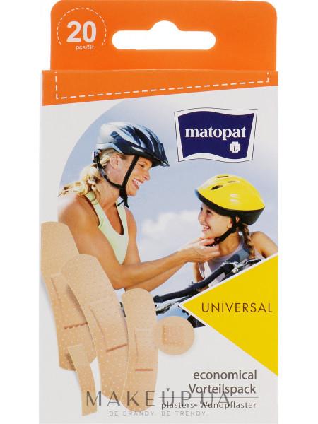 Медицинский пластырь matopat universal