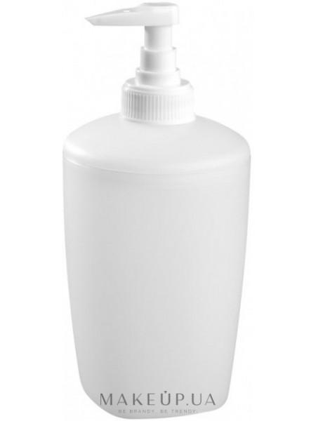 Дозатор для жидкого мыла, белый