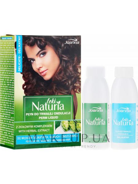 Жидкость для перманентной завивки волос