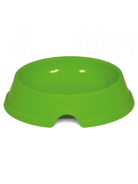 Миска пластиковая Природа «Классик» плоская 200 мл (цвета в ассортименте) - dgs