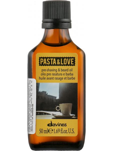 Масло для бритья + масло для бороды
