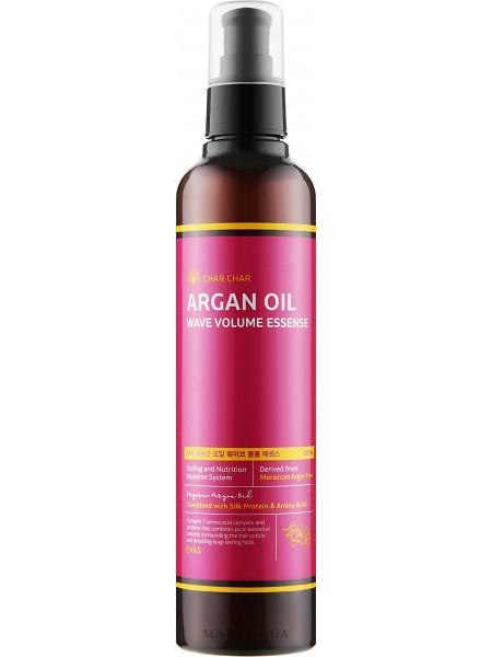 Эссенция для волос с аргановым маслом