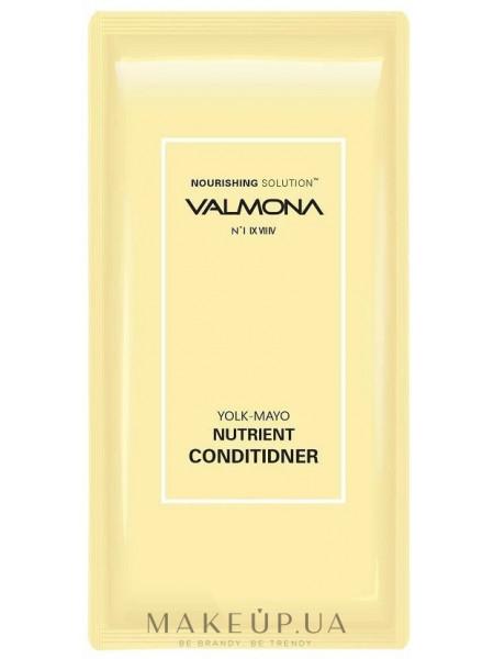 Кондиционер с яичным желтком для волос