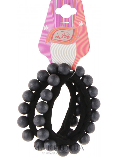 Резинка для волос, ha-1163, черная