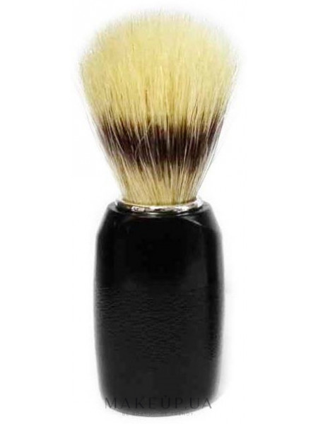 Помазок для бритья с ворсом барсука, pb-05, черная ручка