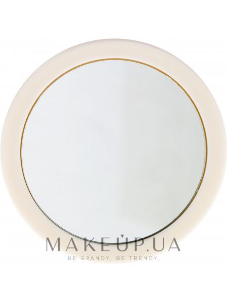 Зеркальце косметическое, 5237, белое