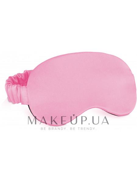 Маска для сна, розовая