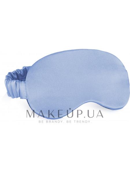 Маска для сна, голубая
