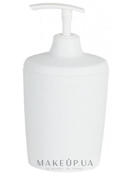 Дозатор для мыла из полипропилена, белый