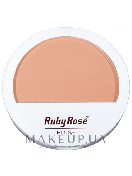 Ruby rose blush