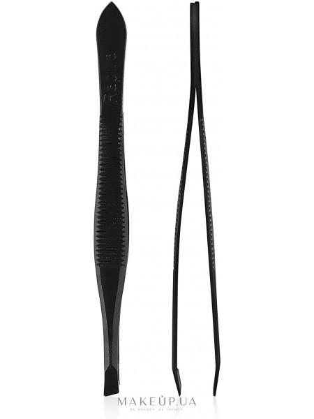 Пинцет для бровей т350,черный