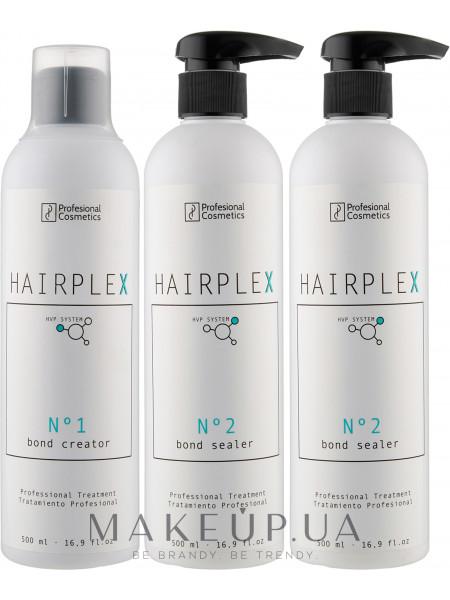 Комплекс для защиты и восстановления волос во время окрашивания