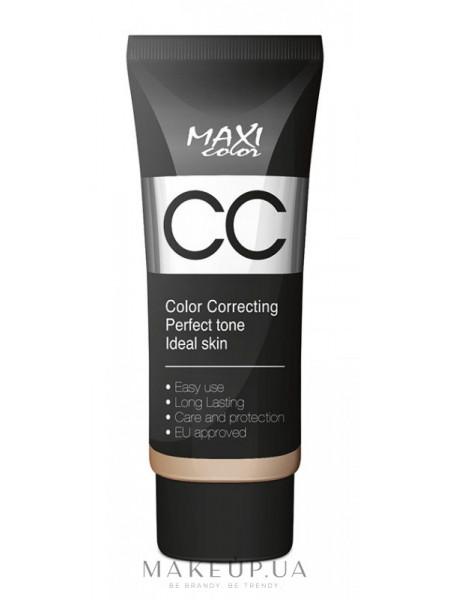 Maxi color color correction